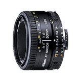 Nikon Af Fx Nikkor 50 Mm F / 1.8d Lente Enfoque Automático