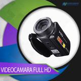 Videocamara Full Hd 1080p 24mp 24mpx Vision Nocturna
