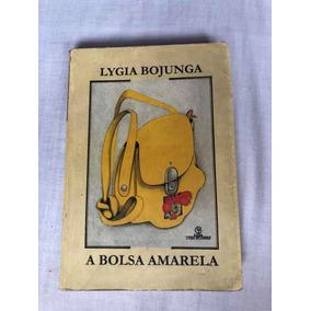 livro a bolsa amarela - ligia fagundes