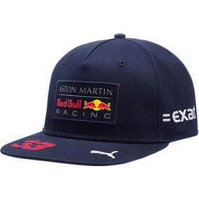 Boné Marinho Puma Red Bull Racing Verstappen 0d75c84cb7e