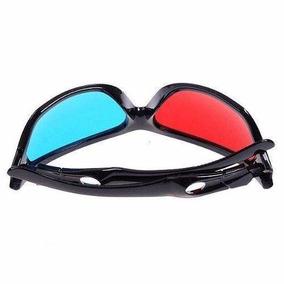 Oculos 3d Anaglifo Red Cyan