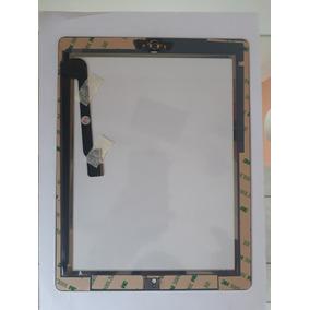 Tela Vidro Touch Ipad3 + Botão + Cola A1403 A1416 A1430