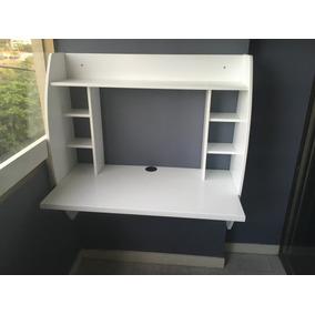 Mesa Computadora, Laptop Moderna, Como Nueva