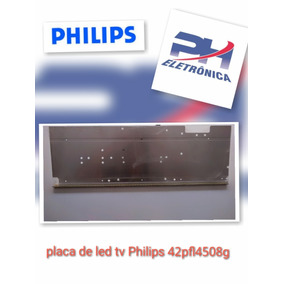 Placa De Led Tv Philips 42pfl4508g