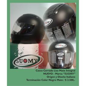9d0ce0969d7d7 Casco Suomy Cerrado - Acc. para Motos y Cuatriciclos en Mercado ...
