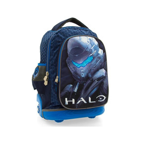 Mochila Halo Con Ruedas Chenson Pr-7057482