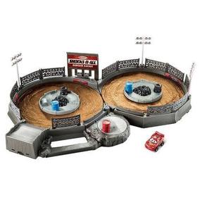 Pista Hot Cars - Pista Mini Corredor - Carros - Mattel