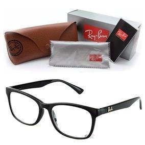 bac366c936fe2 Oculos De Grau Feminino Quadrado Rayban - Óculos no Mercado Livre Brasil
