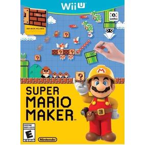 Super Mario Maker - Digital Wii U