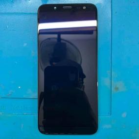 Display Samsung J6 Amoled Com Aro