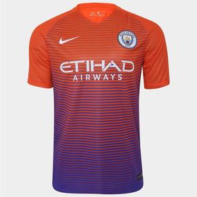 Camiseta Manchester City Naranja - Camisetas en Mercado Libre Argentina 630a8c4f3c8bc