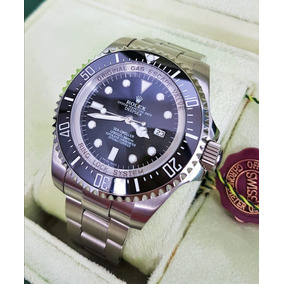 Reloj Rolex Sea-dweller Deepsea Esfera Negra Automatico