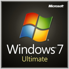 Windows 7 Ultímate Sp1 Original