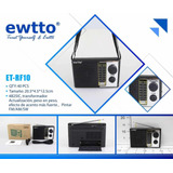 Bocina Radio Ewtto