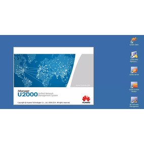 Huawei Imanager U2000 Nms Server Ver. R009 Full