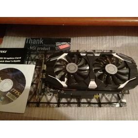 Tarjeta Video Msi Nvidia Geforce 1060 6gb Gtx