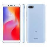Celular Smartphone Redmi6a Azul 2gb+ 32gb Entrega Rapida