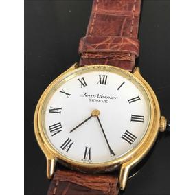 34e1faf96e3 Relogio Jean Vernier Automatico Antigo - Relógios no Mercado Livre ...