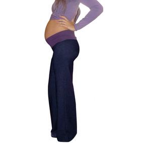 3500dde4e Pantalones Simil Jean Talles 1 Al 5. Ideal Embarazadas
