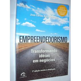 Empreendedorismo pdf livro dornelas