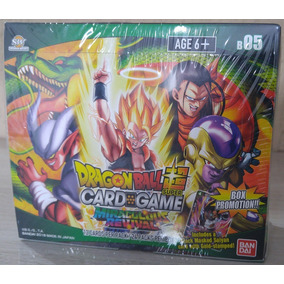 Dragon Ball Super - Miraculous Revival 24 Boosters Em Ingles
