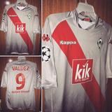 Camisetas de Clubes Alemanes Werder Bremen Hombre en Mercado Libre Chile 6a51865ae059d