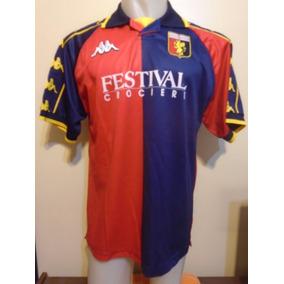 Camiseta Genova - Camisetas de Clubes Extranjeros para Adultos en ... 763e0b59086d0