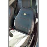 Capa Banco Carro 100% Couro Chevrolet Cobalt 2012 A 2019