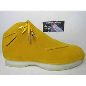 Jordan Xviii Yellow Suede Edition (29 Mex) Astroboyshop