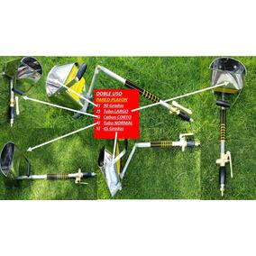 Lanzadora Mortero Model Dobl Revocadora Protecc Plafon-pared