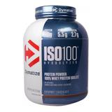 Iso 100 Dymatize 5lbs (2,3kg) - Todos Sabores Val-2020