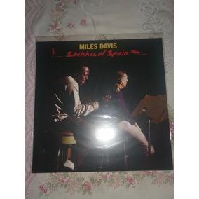 Miles Davis - Sketches From Spain - Lp Vinilo
