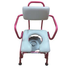 Silla Baño Discapacitados De Aluminio - Cómodo Ducha