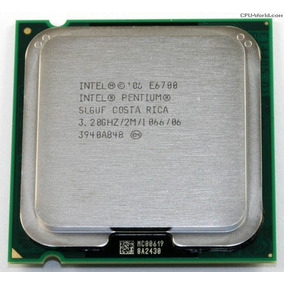 Processador Intel® Pentium® E6700 (2m Cache, 3.20 Ghz, 1066