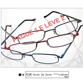 817d1a51ff56f Óculos De Leitura Estojo Caneta 1 1.5 2 2.5 3 3.5 - Óculos no ...