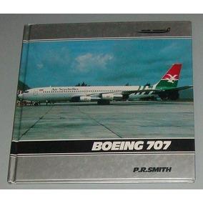 Livro Boeing 707 ( Inglês )