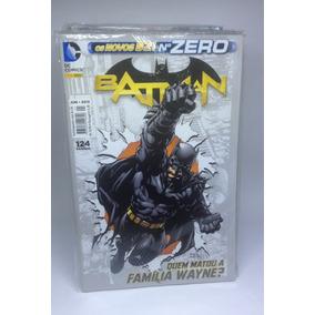 Batman Novos 52 Número 0 A 21 + Pôster - Frete Grátis