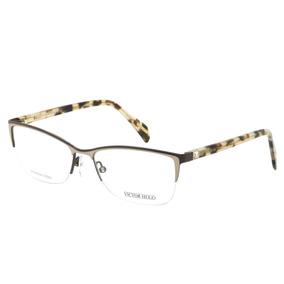 d7752ac0b2d7b Armação Victor Hugo Vermelho - Óculos no Mercado Livre Brasil