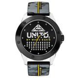 7d6d3a83632 Relógio Pulso Ecko Unltd Unissex Pulseira Silicone Original
