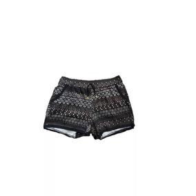 faa1b7289 Short Malha Feminino Novo - Shorts para Feminino Marrom no Mercado ...