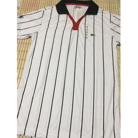 77cf0506c1 Camisa Lacoste - Camisa Masculino no Mercado Livre Brasil