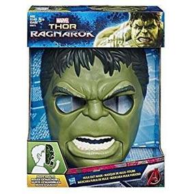 Marvel Máscara Ragnarok, Furia De Hulk