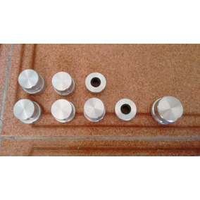 Knobs Para Tape Deck Gradiente Cd3500 Cd2500 E Outros