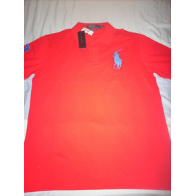 Camisa Polo Ralph Lauren Big Pony Originais - Calçados 61aca1eeed1