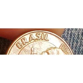 Moeda Rara Brasil Duplo