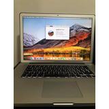 Macbook Pro 15 Mid 2012 Core I7 750gb High Sierra Envio Gra