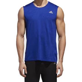 Camiseta Regata adidas Response Climacool Masculina Cy5745 20dabc3e1e418
