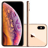 Smartphone Apple Iphone Xs Max 256gb Dourado