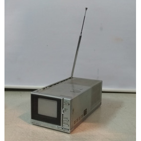 Micro Tv Panacolor Th3-w3v National