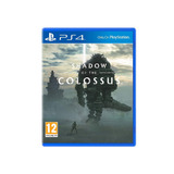 Juego Shadow Of The Colossus Ps4 Playstation 4 Fisico